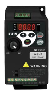 Adjustable Frequency AC Drives | NFX9000 Series