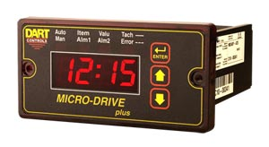 Programmable DC Speed Control with PID - Closed Loop    OMDC-MD Plus Speed Control with PID