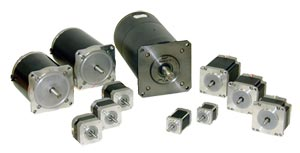 2-phase Bipolar High Torque Step Motors | Order online | OMHT Series