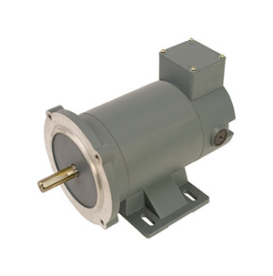 Heavy Duty Industrial Motors | OMPM-DC Series NEMA 56C Frame DC Motors