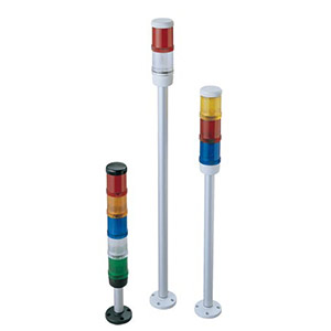 Stack Lights, Indicating Lights and Warning Towers  - Stacklights and Strobe Lights | Stack Lights - Warning Tower Lights, Complete Assembled Lights and Components