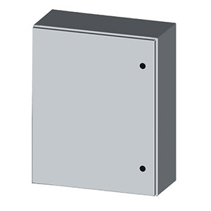 NEMA Type 4 Enviroline® Series Wall Mount Steel Outdoor Electrical Enclosures and Cabinets | SCE-4EL Series Enviroline® Electrical Enclosures