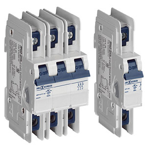 Circuit Breakers for Branch Circuit Protection | UL489 Molded Case Circuit Breakers