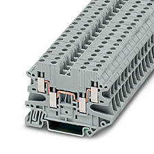 Screw Connection Multi-Conductor Terminal Blocks | XBUT D Series