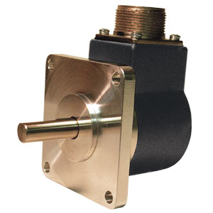 Flange Mount Rotary Pulse Generator | ZDH Series Heavy Duty Precision Industrial Encoder