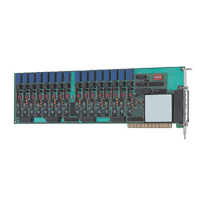 16-Channel Current or Voltage Analog Output Boards | CIO-DAC16, CIO-DAC16-I and CIO-DAC16-16