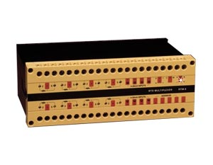 16-Channel Analog Multiplexer | DRA-RTM-8