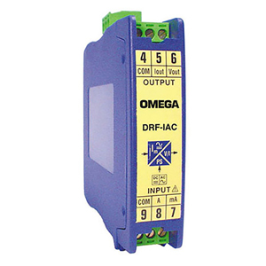 AC, DC and Current Input Signal DIN Rail Signal Conditioners | DRF-IDC and DRF-IAC
