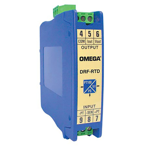 RTD Input Signal Conditioner | DRF-RTD Series