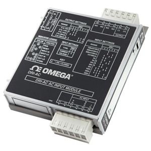 DIN Rail Signal Conditioner | AC Powered AC Input | DRI-AC