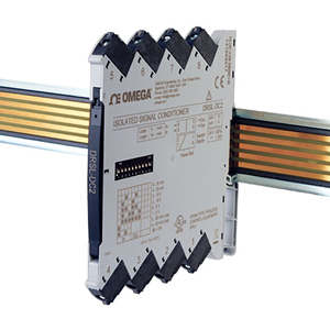 Isolated DIN Rail Signal Conditioner | DRSL-DC2