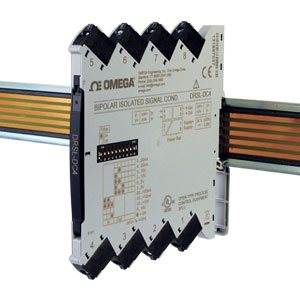 Bipolar Isolated DIN Rail Signal Conditioner | DRSL-DC4
