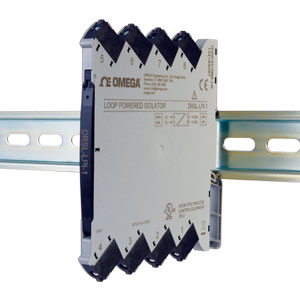 Loop-Powered Isolators - DIN Rail Input for galvanic isolation | DRSL-LPI_Series