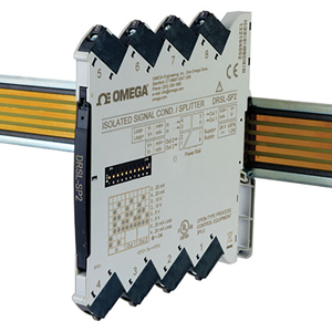 Isolated DIN Rail Signal Conditioner/Splitter for Process Signals | DRSL-SP2