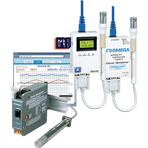 Barometric Pressure, Temperature, and Humidity Transmitters | iBTX and iBTHX Series