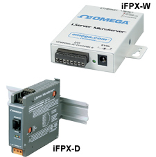 Internet Counter iServer MicroServer | iFPX Series
