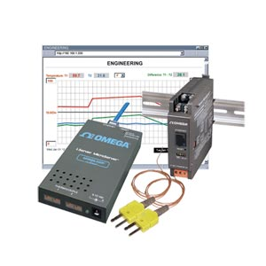 Thermocouple Virtual Chart Recorder | iTCX Series