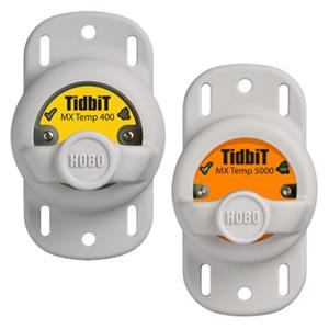 HOBO MX Tidbit Pendant Bluetooth Deep Waterproof Data Loggers | MX2203-2204