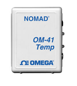 Portable Low Cost Data Loggers Part of the NOMAD® Family | OM-40 Series