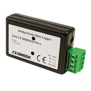 Bridge/Strain Gage Data Logger | OM-CP-BRIDGE101A Series