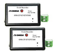 Event Data loggers  Part of the NOMAD® Family | OM-CP-EVENT101 and OM-CP-EVENT110
