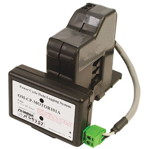 Machinery On/Off Data Logging System | OM-CP-MOTOR101A Series