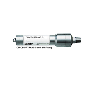Intrinsically Safe Transient Pressure Data Logger | OM-CP-PRTRANSIS