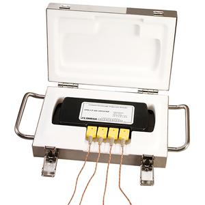 4-Channel Oven Temperature Data Logger | OM-CP-QUADTHERMOVAULT