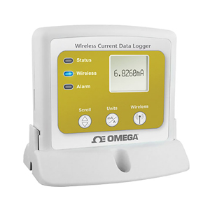 Wireless Current Data Logger with Display | OM-CP-RFCURRENT2000A