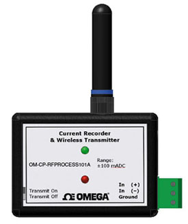 Wireless 4 to 20 mA Transmitter Part of the NOMAD®Family | OM-CP-RFPROCESS101A