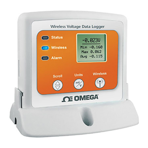 Wireless Voltage Data Logger with Display | OM-CP-RFVOLT2000A