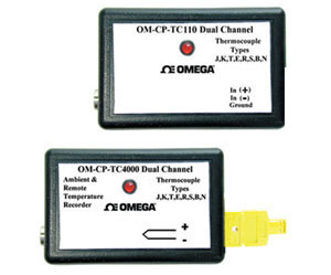 Single Channel Thermocouple Data Logger | OM-CP-TC4000 and OM-CP-TC110