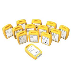 一度限り、使い捨て温度データロガー | OM-CP-TRANSITEMP-EC-13