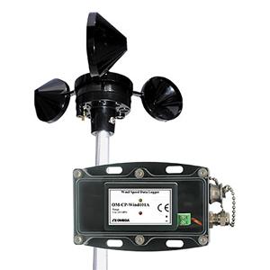 Wind Speed Data Logger   OM-CP-WIND101A-KIT Series