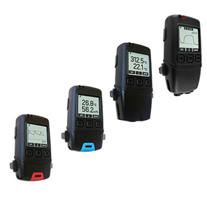 Portable Temperature/Humidity Data Loggers With Graphic Display | OM-EL-GFX Series