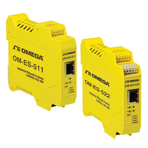 Industrial Ethernet to Serial Device Servers | OM-ES-500_Series