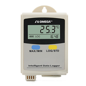 Data Logger,Single Channel,Temperature & Humidity,Portable | OM-HL-SH Series