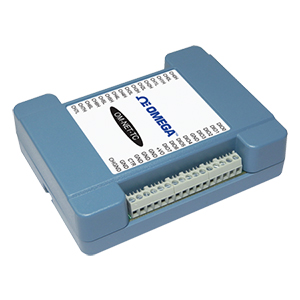 8-Channel Thermocouple Input Ethernet Data Acquisition Module | OM-NET-TC