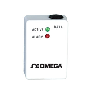 Portable Temperature Datalogger  Part of the NOMAD® Family | OM-TT01