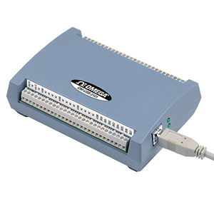 4, 8, or 16-Channel Analog Voltage Output USB Data Acquisition Modules | OM-USB-3100_Series