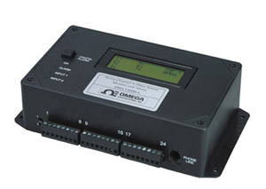 OMEGAPHONE® 7 Channel 4 to 20 mA Input Alarm Dialers | OMA-VM500-4, OMA-VM500-4-B20 and OMA-VM500-4-B30