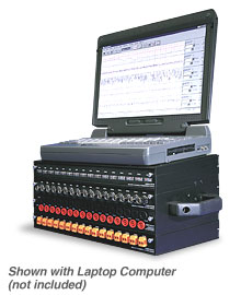 Portable Voltage and Temperature Recorder | OMB-CHARTSCAN-1400