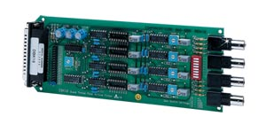 4-Channel Low-Pass Filter Card for Use with OMB-DAQBOARD-2000 Series and OMB-LOGBOOK Systems | OMB-DBK18