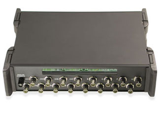 16-Connector BNC Connection Module for use with OMB-DAQBOARD-500 Series   OMB-DBK215
