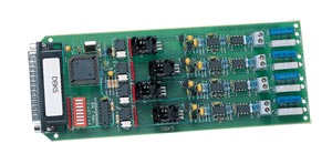 4-Channel Current Output Card for OMB-DAQBOARD-2000 Series | OMB-DBK5