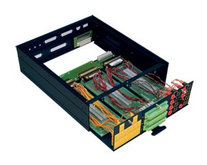 Slot Expansion Module with Termination Panels | OMB-DBK60