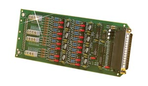 8-Channel High-Voltage Input Card for OMB-LOGBOOK 