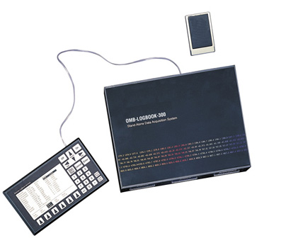 Stand-Alone, Intelligent PC-Based Data Acquisition System   OMB-LOGBOOK-300
