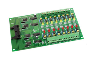 16-Channel Isolated Digital Input Board | OME-DB-16P