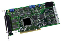 110 KS/s 12-Bit High Performance Analog and Digital I/O Boards | OME-PCI-1202L and OME-PCI-1202H
